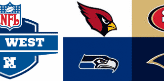 NFC West Teams