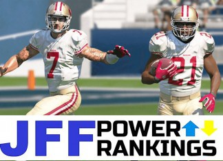 Power Rankings #1 of 9