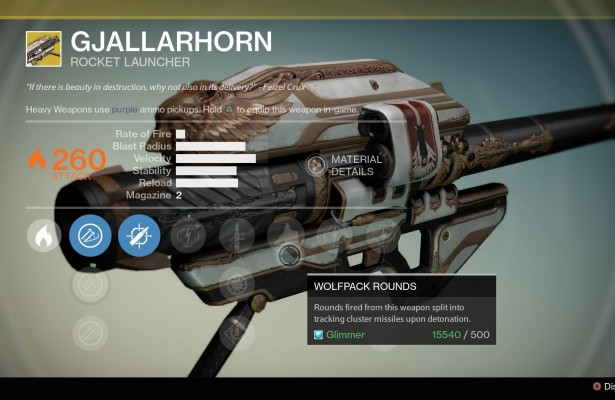 destiny how to find exotic weapons in crucible