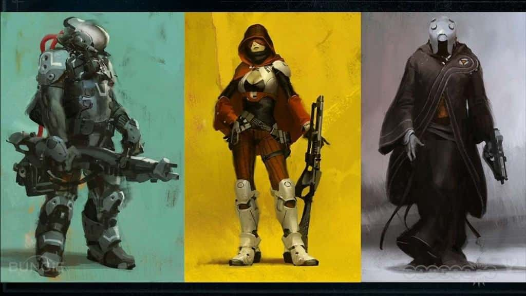 destiny new classes sgo