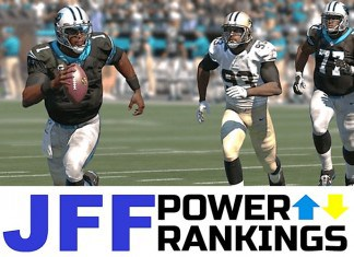 JFF Power Rankings #2