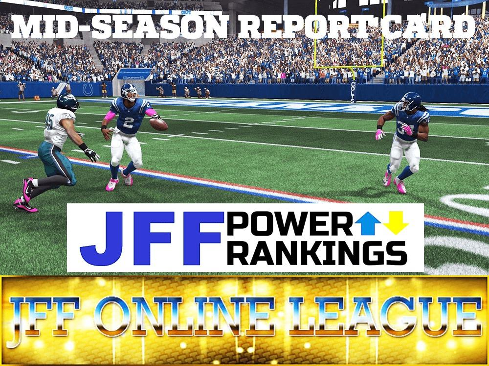 JFF Fall 2014 Mid-Season Report Card