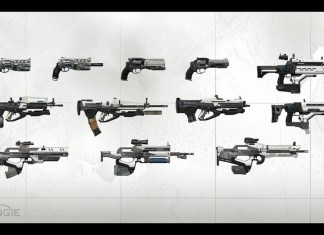 destiny armor piercing weapons