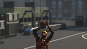 NBA 2K Player Ratings Lebron James