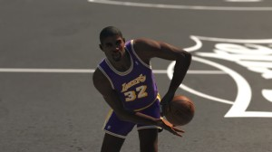 NBA 2K Player Ratings Magic Johnson