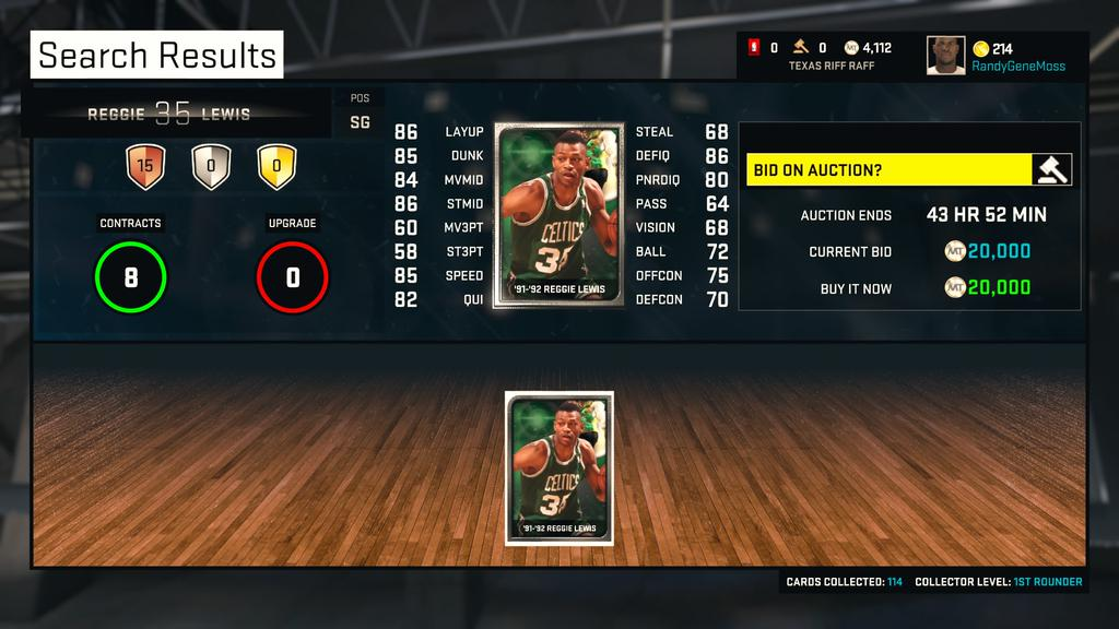 NBA2K15_MyTeam_Tips_Best_Silver_Players_ReggieLewis