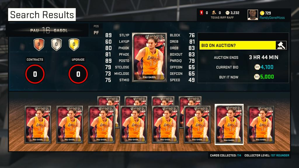 NBA2K15_MyTeam_Tips_Best_Silver_Players_Gasol