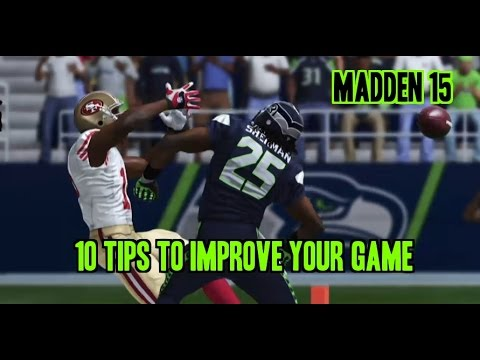 Madden 15 10 tips to instantly improve your game sports gamers