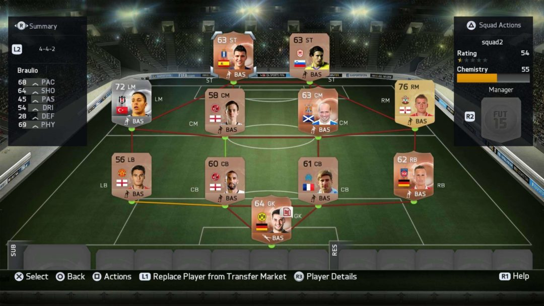 how to play fifa 15 ultimate team online