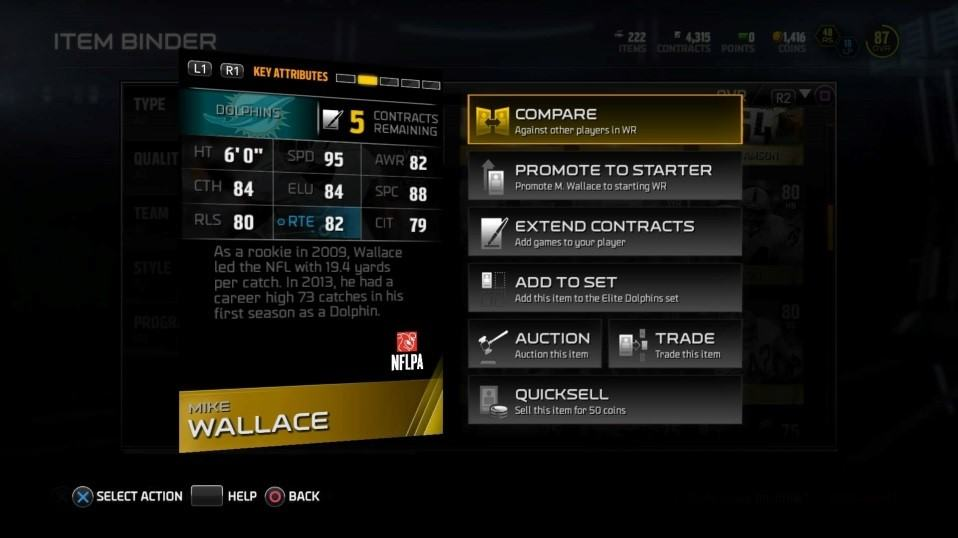 madden15 ultimate_team_Tips_Mike_Wallace