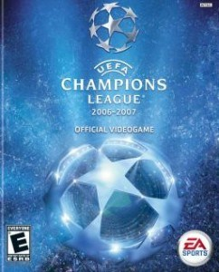 UEFA Champions League 2006/2007 on XBox360 got it all started
