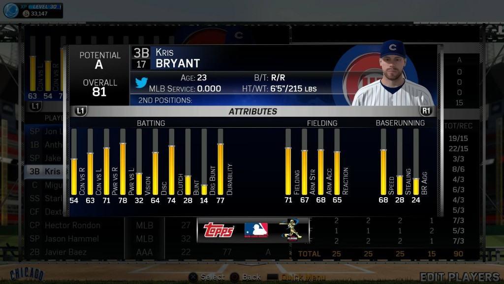 MLB_15_The_Show_KRIS_BRYANT_PLAYER_CARD