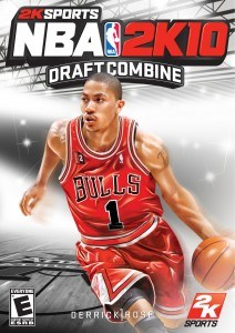 NBA_2K10_Draft_Combine -- Derrick Rose
