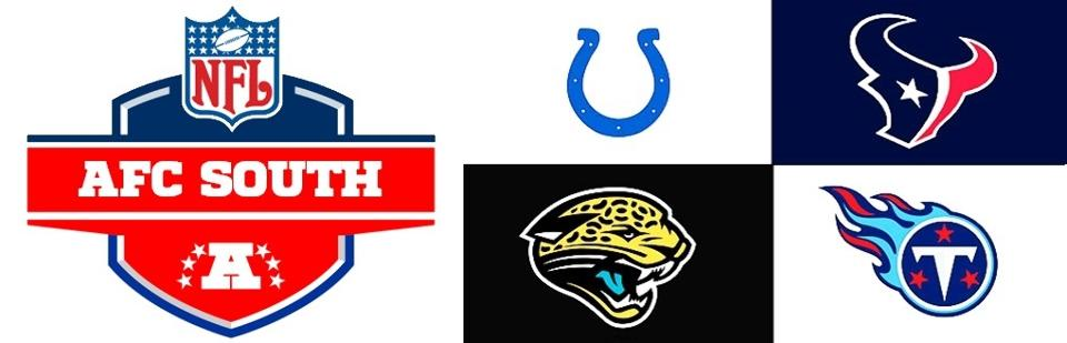 Taking a look at the AFC South Division