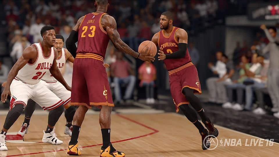 NBA_Live16_Gameplay