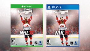 The new cover for NHL 16. (EA Sports)