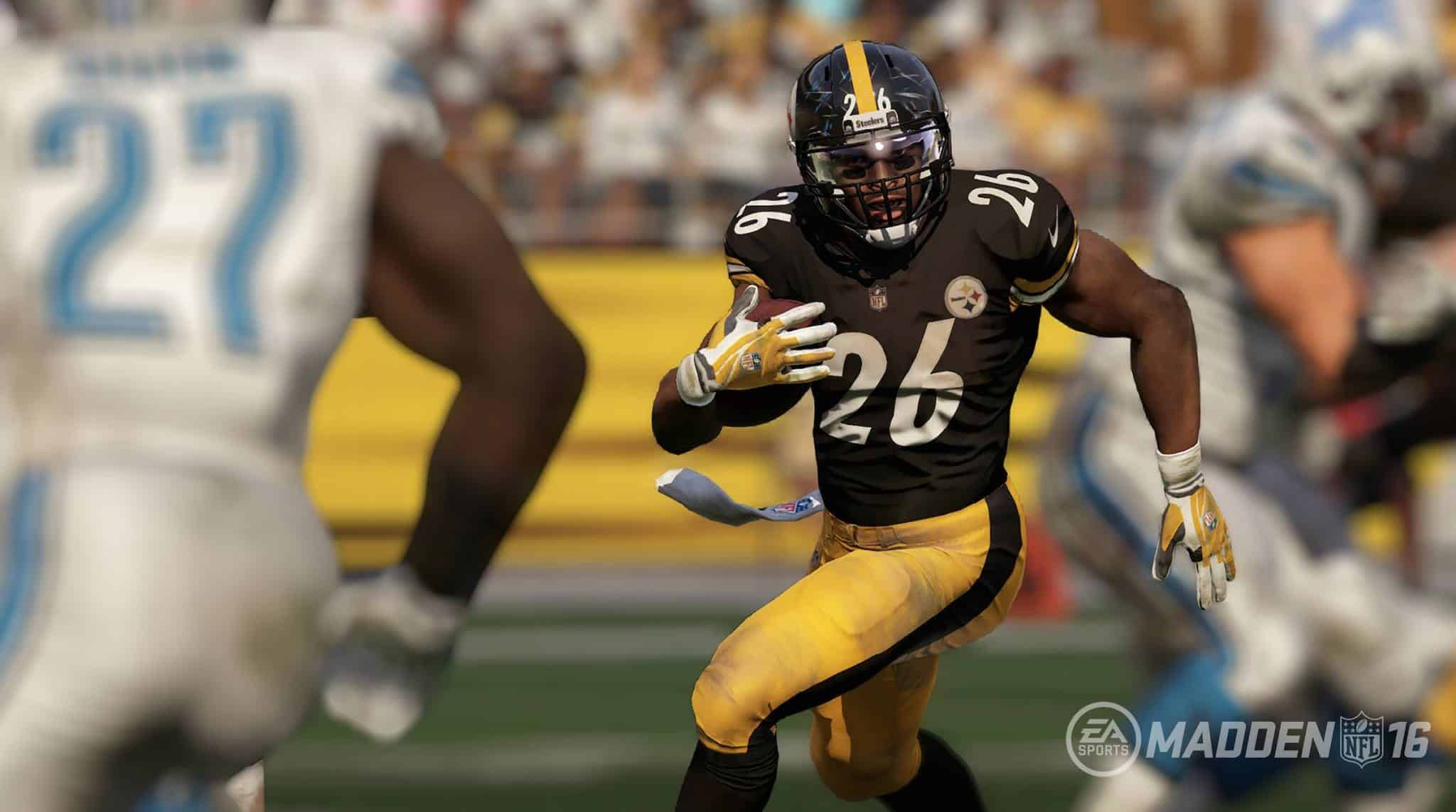 Graphically Madden NFL 16 is the most impressive title to date.