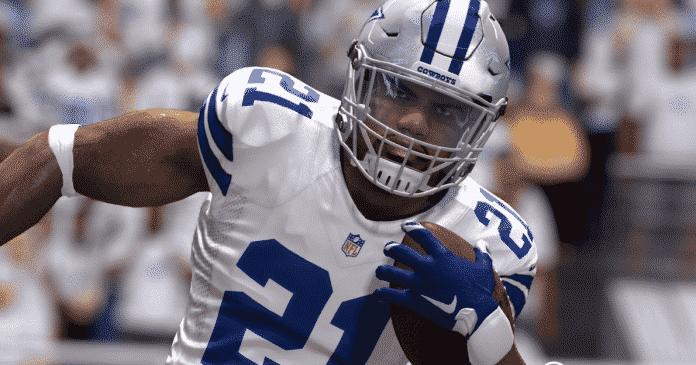 Madden NFL 17 connected franchise development traits zeke