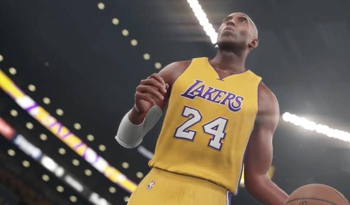 NBA 2K20 Kobe Bryant