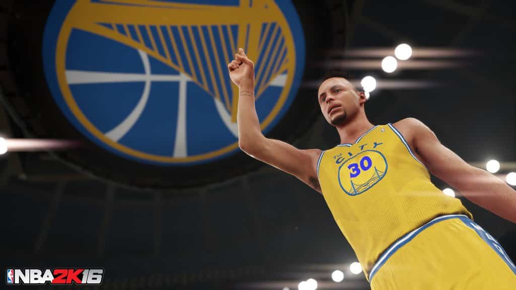 NBA 2K16 Patch 4