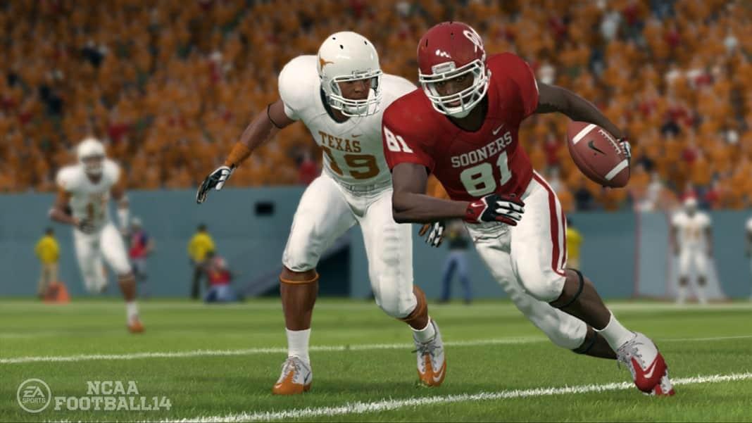 E3 Games NCAA Football