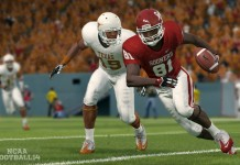 E3 Games NCAA Football