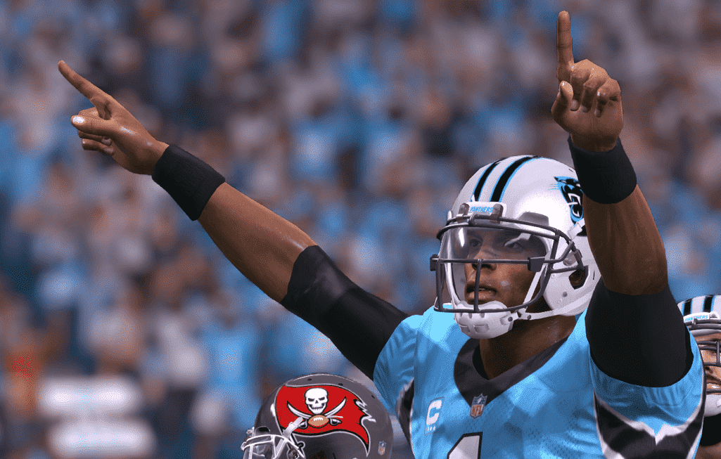 Madden NFL 16 Challenge Draft Champions Offensive Scheme: Panthers Playbook