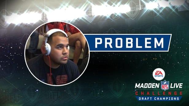 madden nfl live challenge draft champions invitational-problem
