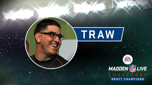madden nfl live challenge draft champions invitational-traw