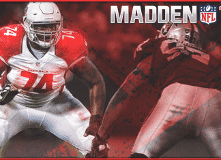 Madden 16 Top 10 Offensive Line Sleepers