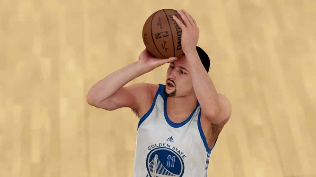 NBA 2K16 Tutorials Warriors Klay Thompson