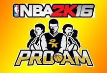 nba 2K16 update proam