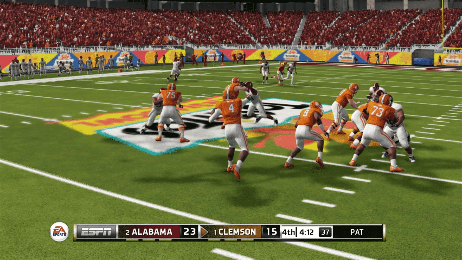 EA Sports College Football Release