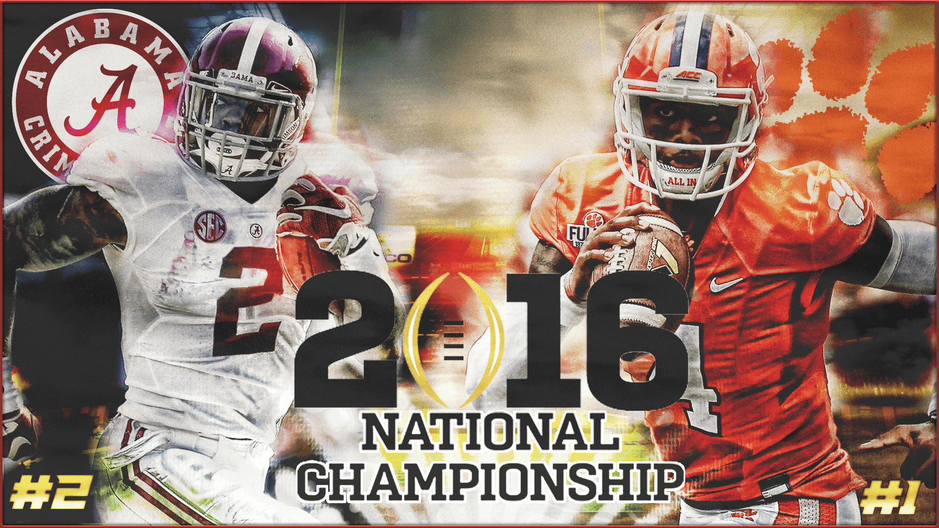 CFP National Championship Simulation Presented by Sports Gamers Online
