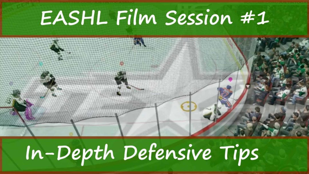 NHL 16 EASHL Tips