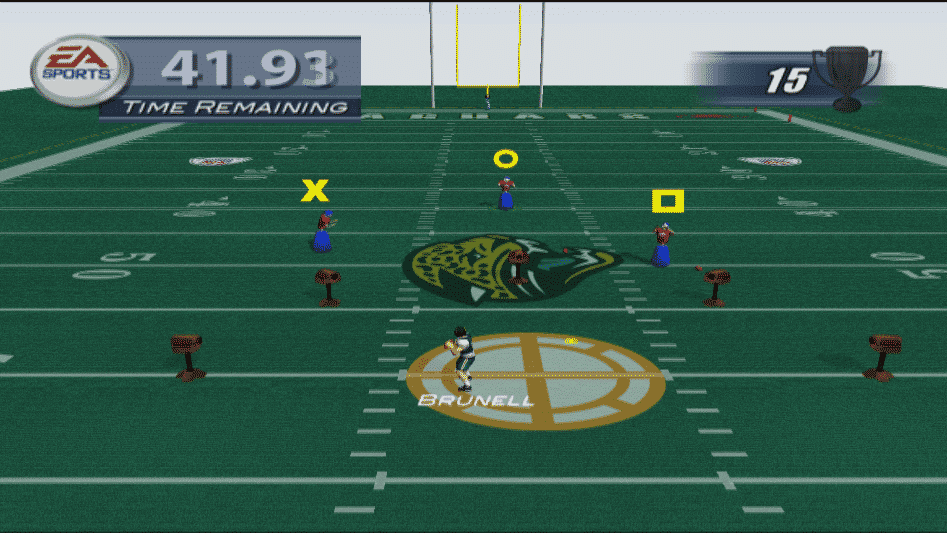 Madden-Mini Camp Passing drill