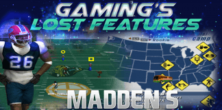 Madden Mini-Camp Mode Lost Features