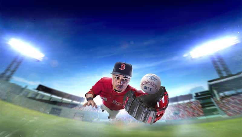 R.B.I. Baseball 16 mookie betts