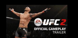 EA Sports UFC 2 Trailer2