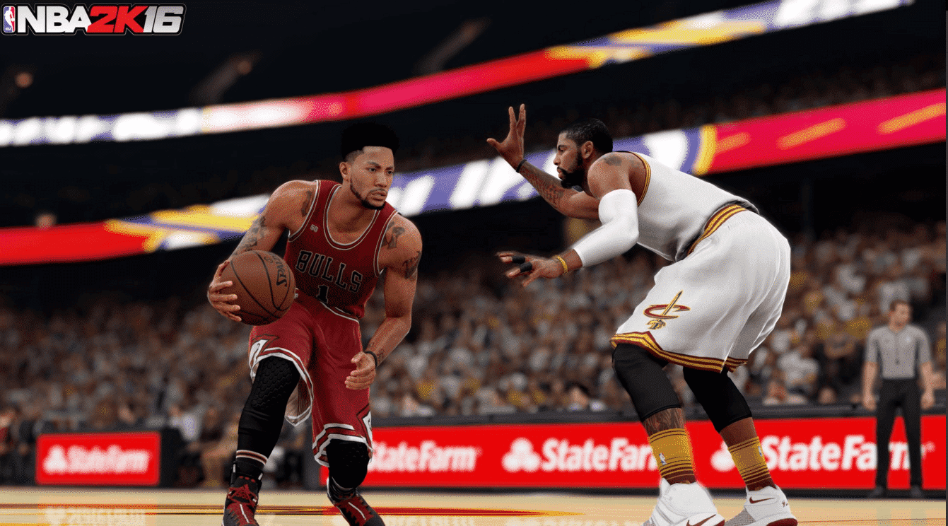 NBA 2K16 Roster Update