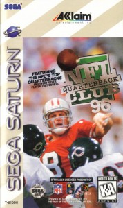 QB Club 96 Sega Saturn Cover