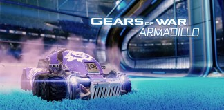rocket league xbox one armadillo