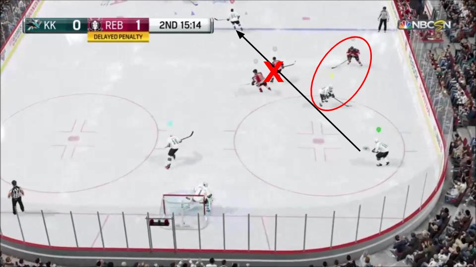 NHL 16 EASHL Tips Film Session 2 1
