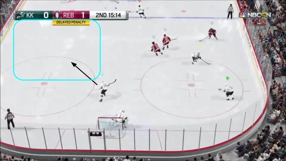 NHL 16 EASHL Tips Film Session 2 2