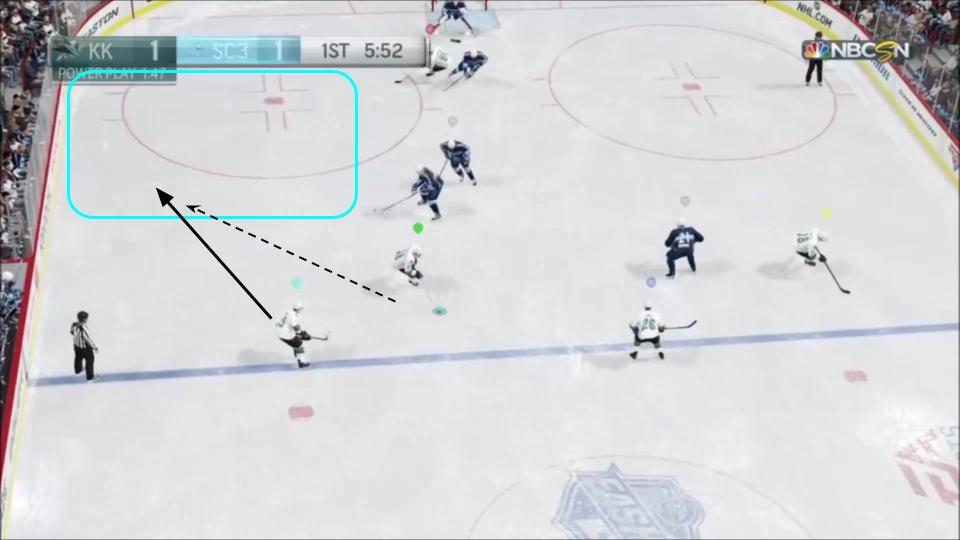 NHL 16 EASHL Tips Film Session 2 3
