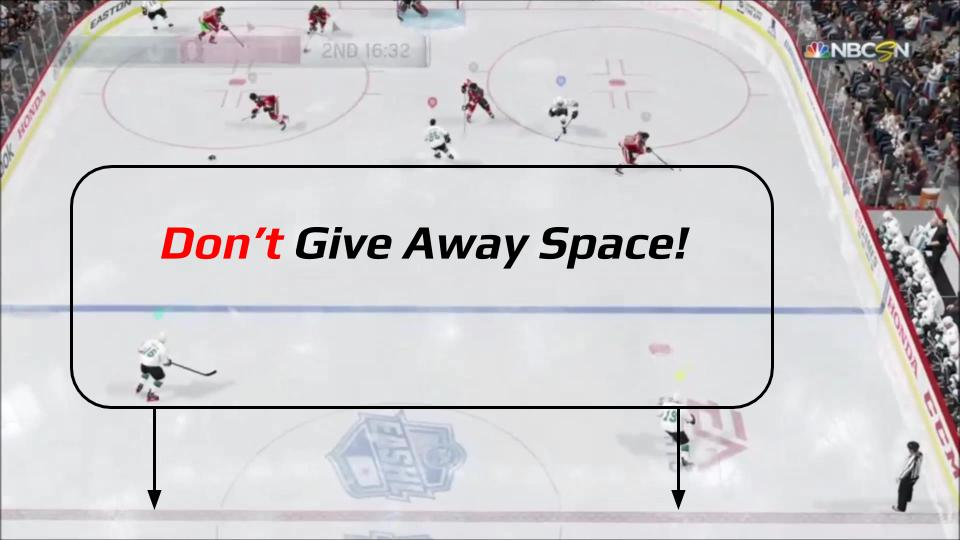 NHL 16 EASHL Tips Film Session 2 4