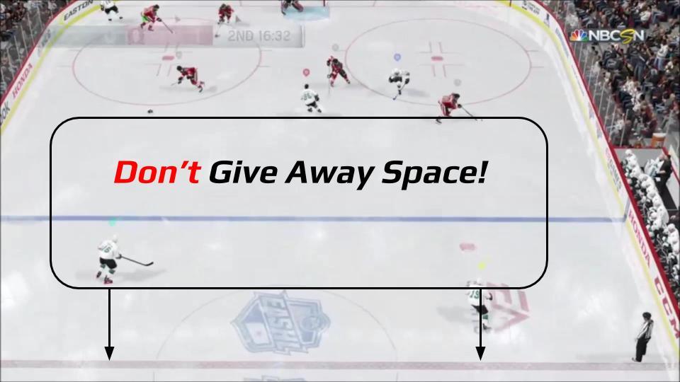 NHL 16 EASHL Tips Film Session 2 4