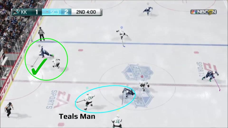 NHL 16 EASHL Tips Film Session 2 6