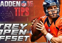 Madden 16 Offensive Tips