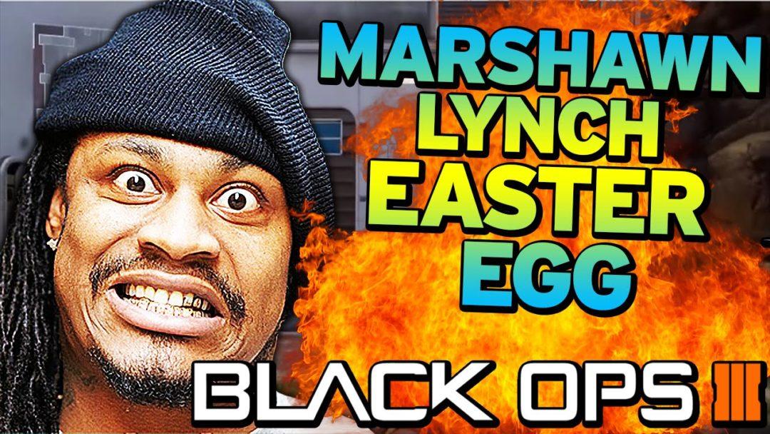 marshawn lynch easter egg black ops 3